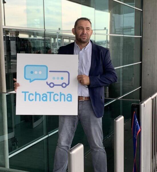 TchaTcha vainqueur du concours Aviva